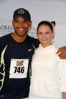 Amaury Nolasco, Jennifer Morrison