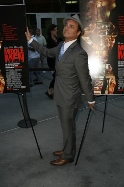 Kevin Pollak at the Middle Men Los Angeles Premiere, Arclight, Hollywood, CA. 08-05-10