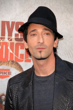 Adrien Brody at Spike TVs 4th Annual Guys Choice Awards, Sony Studios, Culver City, CA. 06-05-10