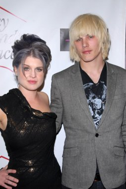 Kelly Osbourne and Luke Worrall at Kelly Osbourne Charity Clothing Drive for My Friends Place, MI6, West Hollywood, CA. 05-26-10