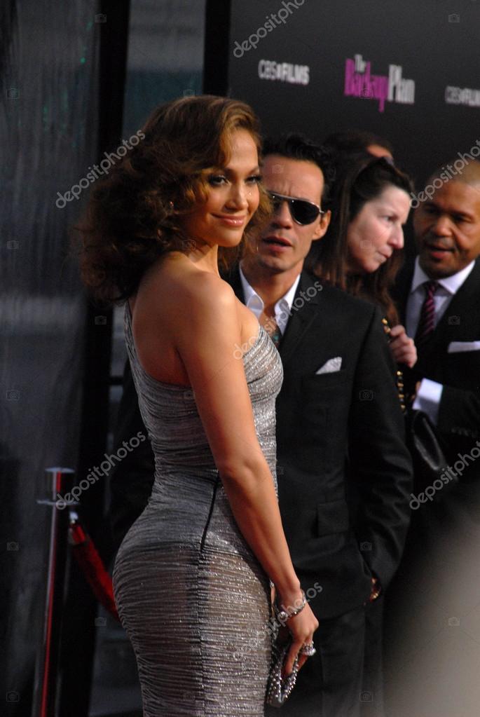 Marc Anthony And Jennifer Lopez Stock Editorial Photo