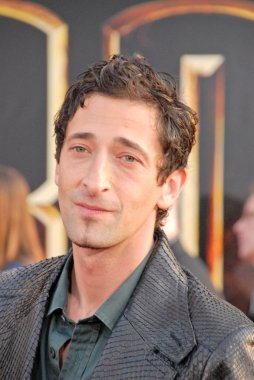 Adrien Brody at the Iron Man 2 World Premiere, El Capitan Theater, Hollywood, CA. 04-26-10