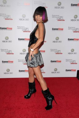 Bai Ling at the Game Stop and XBOX 360 Premiere