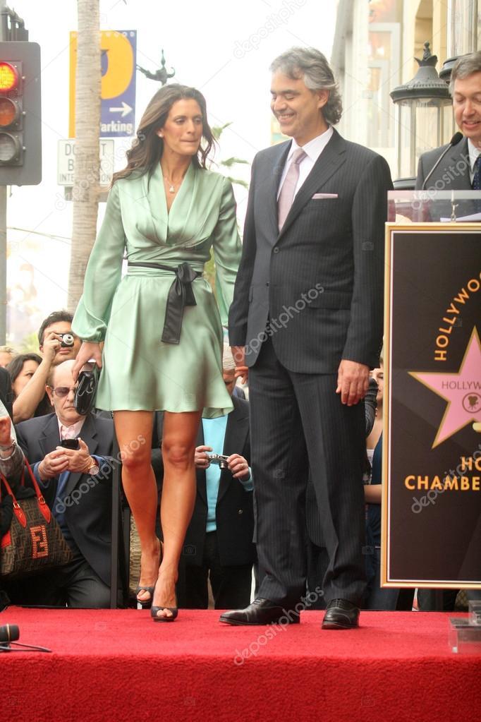 Veronica Berti And Andrea Bocelli Stock Editorial Photo C S Bukley 15051327