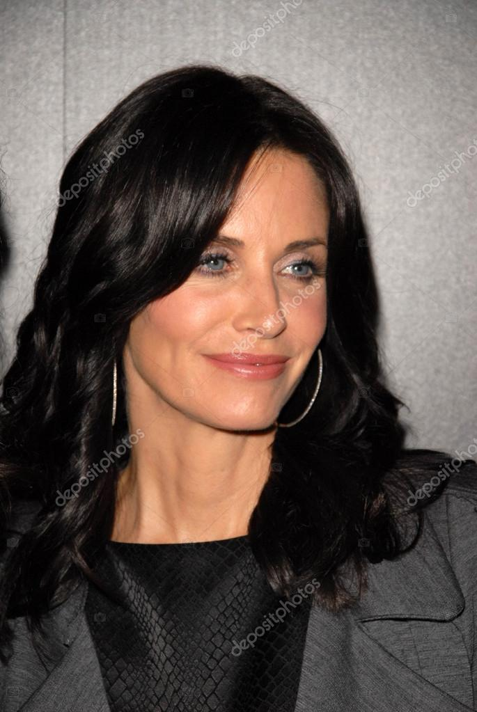 Courteney Cox at the TV GUIDE Magazine's Hot List Party, SLS Hotel