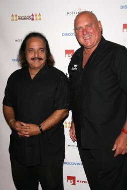 Ron Jeremy and Dennis Hoff