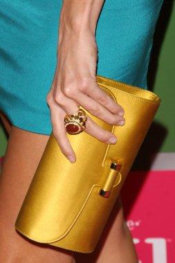 Stacy Keibler's purse