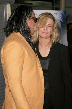 Mickey Rourke and Kim Basinger