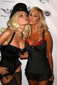 Holly Madison and Shauna Sand