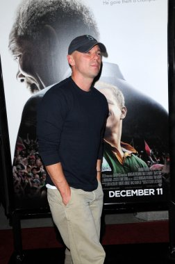 Kenny Chesney at the Invictus Los Angeles Premiere, Academy of Motion Picture Arts and Sciences, Beverly Hills, CA. 12-03-09