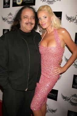 Ron Jeremy and Kaki West