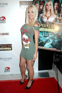 Jesse Jane at the Premiere of 'Pirates 2'. Orpheum Theatre, Los Angeles, CA. 09-27-08