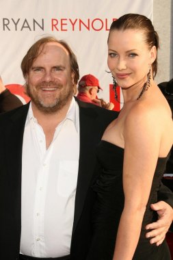 Kevin P. Farley and Faye Bird at the Los Angeles Premiere of The Proposal. El Capitan Theatre, Hollywood, CA. 06-01-09