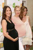Anna Getty, Kelly Rutherford, Josie Maran