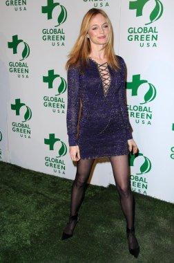 Heather Graham at Global Green USA's 6th Annual Pre-Oscar Party. Avalon Hollywood, Hollywood, CA. 02-19-09