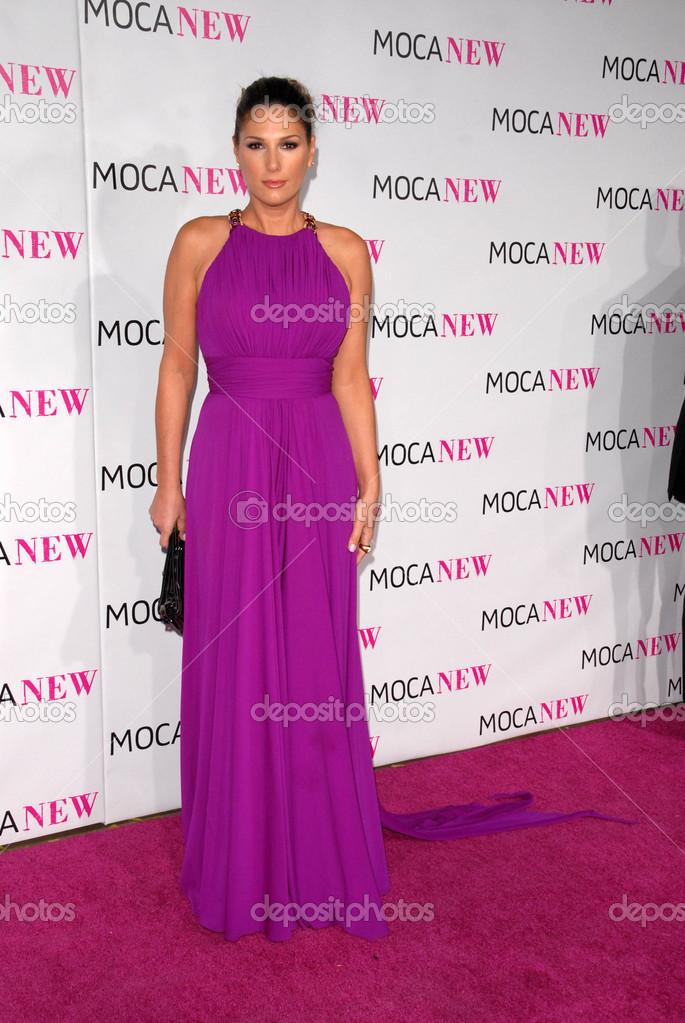 Daisy Fuentes at the MOCA New 30th Anniversary Gala, MOCA Grand ...