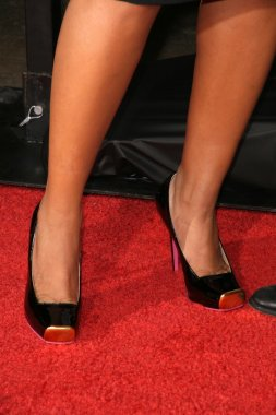 Tisha Campbell-Martin's shoes