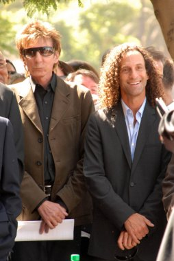 Barry Manilow, Kenny G
