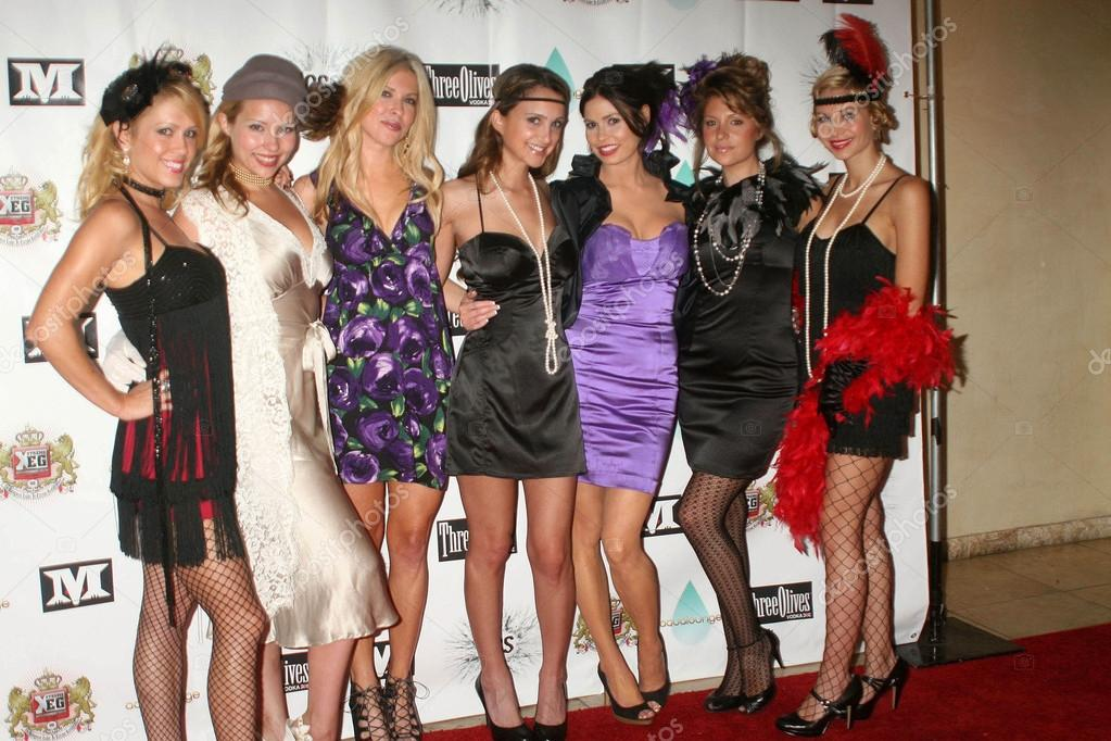 b386c01be The Leo Girls and Ali Costello with Nicole Zeoli and Sonia Rockwell ...