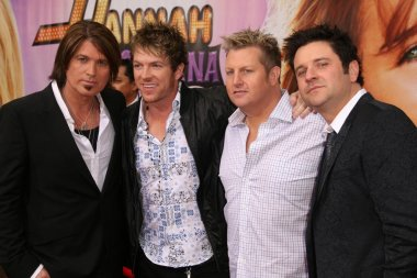 Billy Ray Cyrus, Rascal Flatts