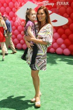 Tia Carrere and daughter Bianca