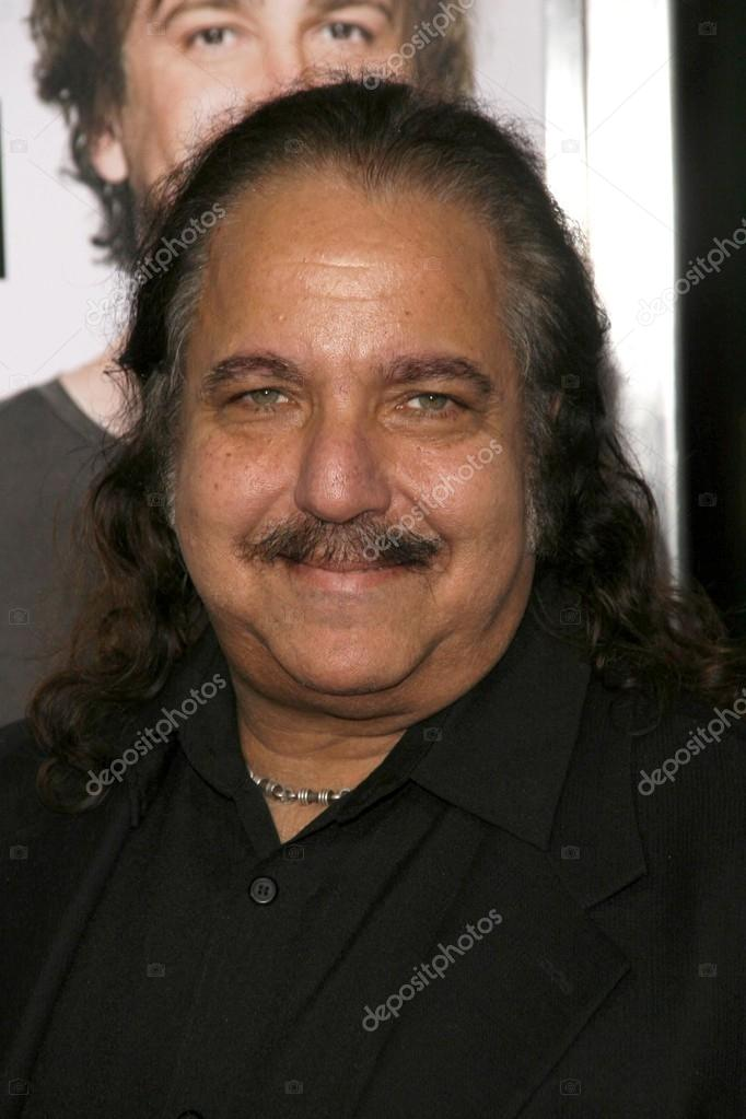 Ron Jeremy Stock Photo