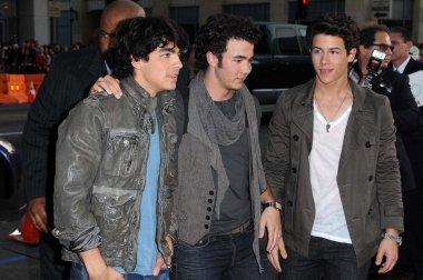 The Jonas Brothers