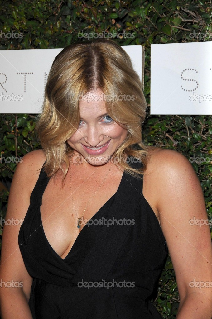 Jessica Capshaw At The Los Angeles Screening Of Home