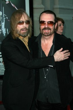 Tom Petty and David A. Stewart