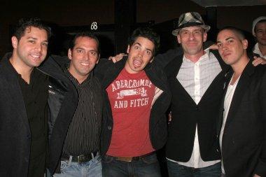 Ron Truppa, Daniel Ursitti, Owen Korb, Tommy Colavito and Josh Korb