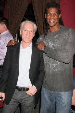 Bill Maher, Romeo Williams