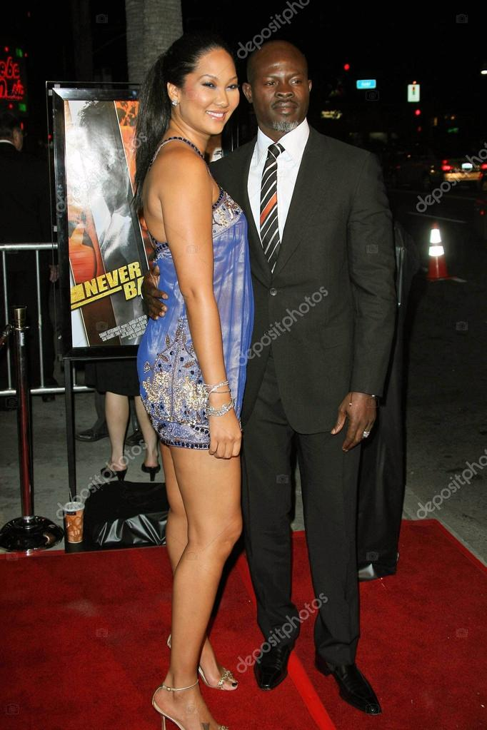 Apologise, Djimon hounsou and kimora lee simmons excellent