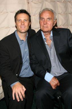 Shane Conrad and Robert Conrad