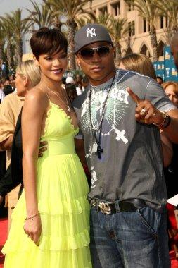 Rihanna and LL Cool J