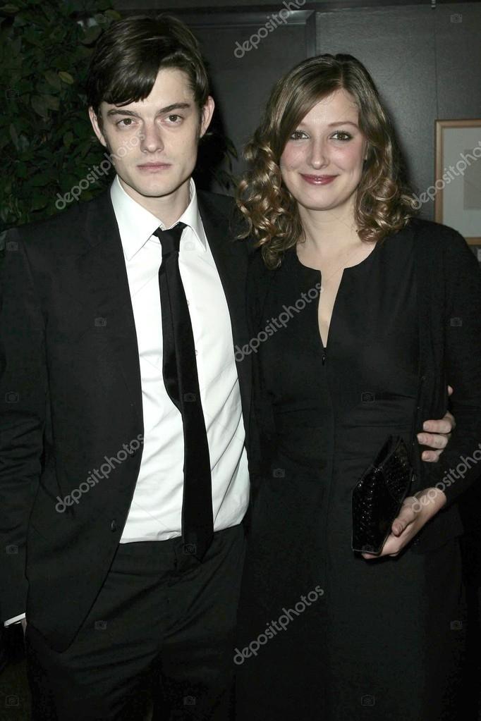 Sam Riley And Alexandra Maria Lara Stock Editorial Photo