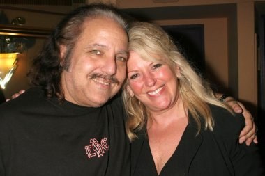 Ron Jeremy and Diane Guy