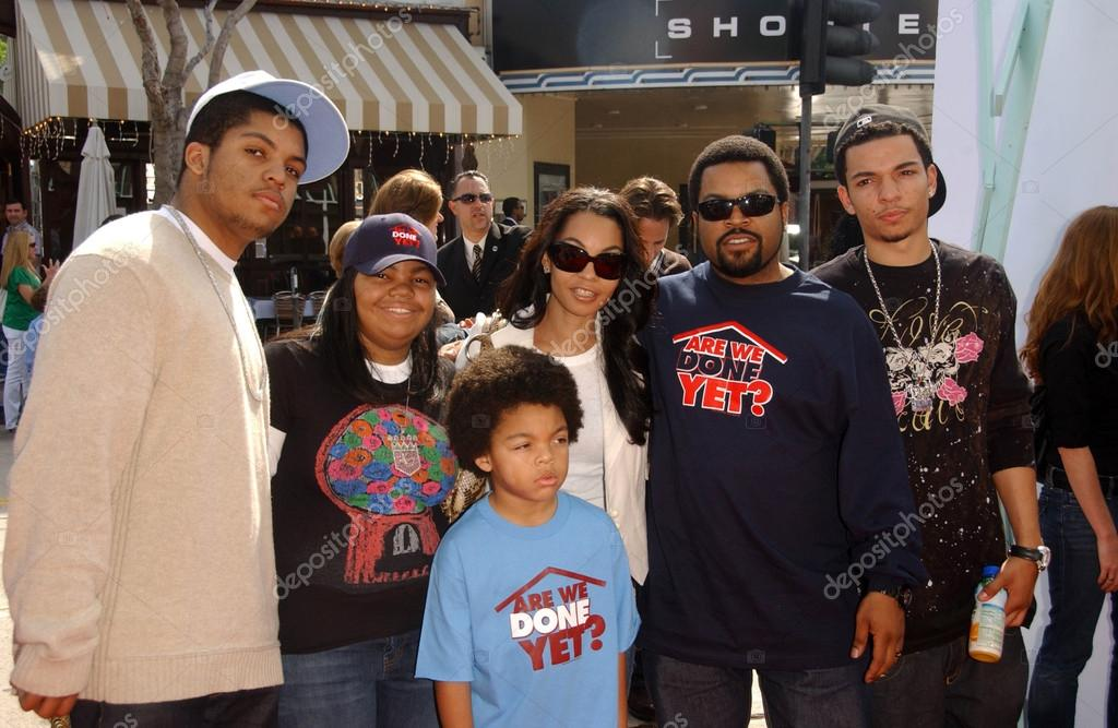"""Ice Cube Family 2012 """"Are We Done Yet?..."""