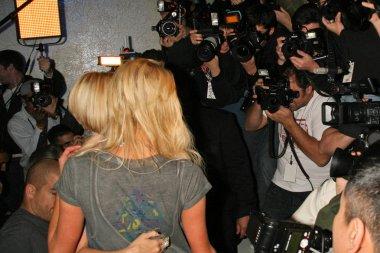 Jenna Jameson and Tara Reid