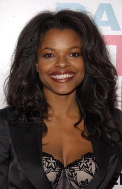 Keesha Sharp at the premiere of Daddys Little Girls. Cinerama Dome, Hollywood, CA. 02-07-07