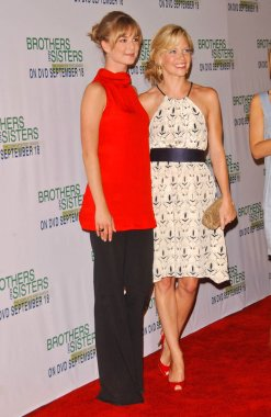 Emily VanCamp and Sarah Jane Morris at the Launch Party for