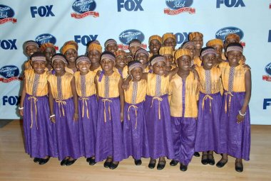 The Africans Children Choir