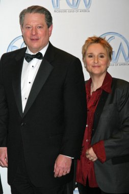 Al Gore, Melissa Etheridge
