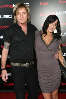 Billy Duffy, Bif Naked