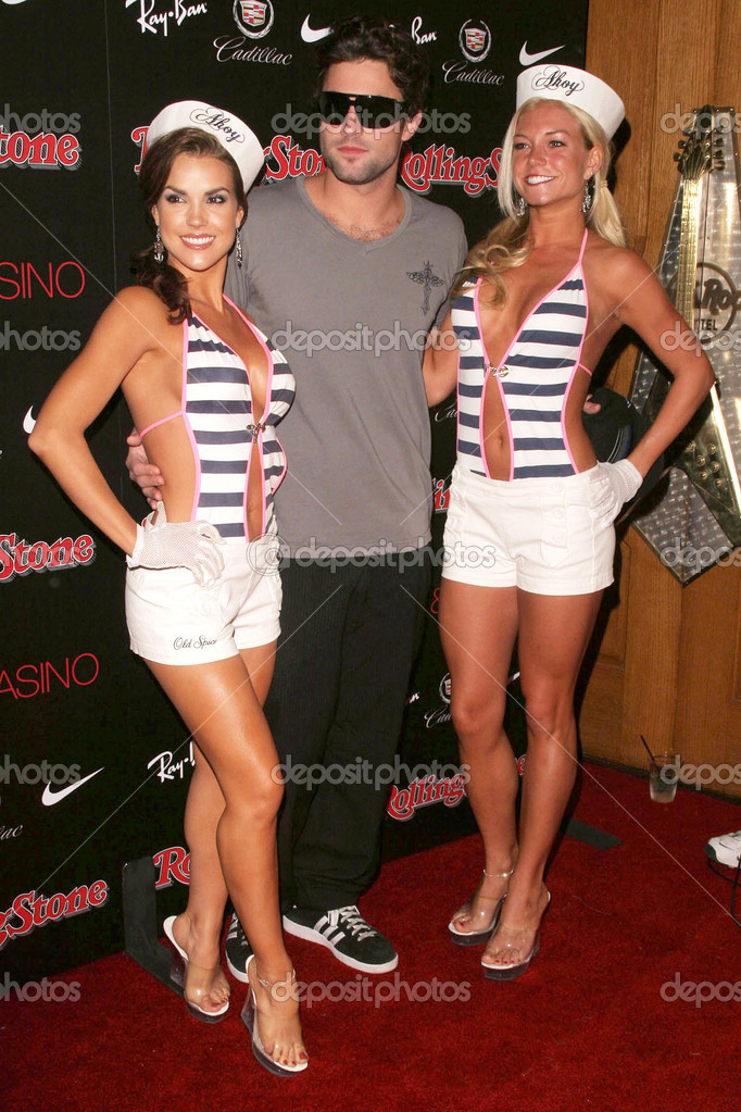 Brody Jenner at the ROLLING STONE and the Hard Rock Hotel