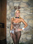 Katie Lohmann at the Milwaukees Best Party, Playboy Mansion, Beverly Hills, CA 03-08-07