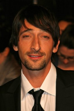 Adrien Brody at the 2007 Vanity Fair Oscar Party. Mortons, West Hollywood, CA. 02-25-07