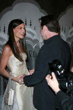 John Travolta with Katie Holmes