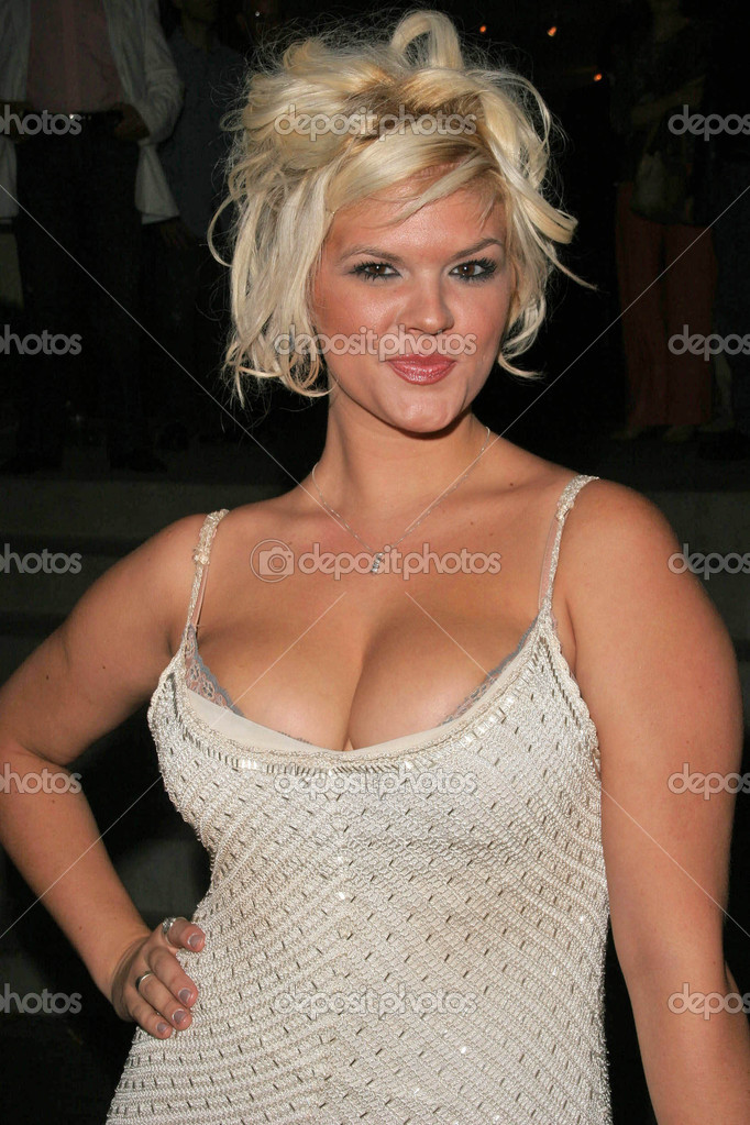 Anna Nicole Smith Look Alike
