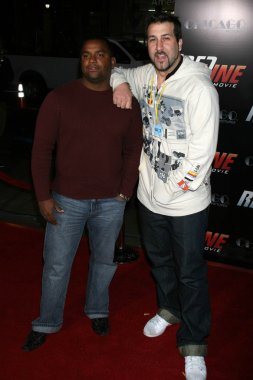 Alfonso Ribeiro at the Los Angeles Premiere of Redline. Graumans Chinese Theatre, Hollywood, CA. 04-12-07