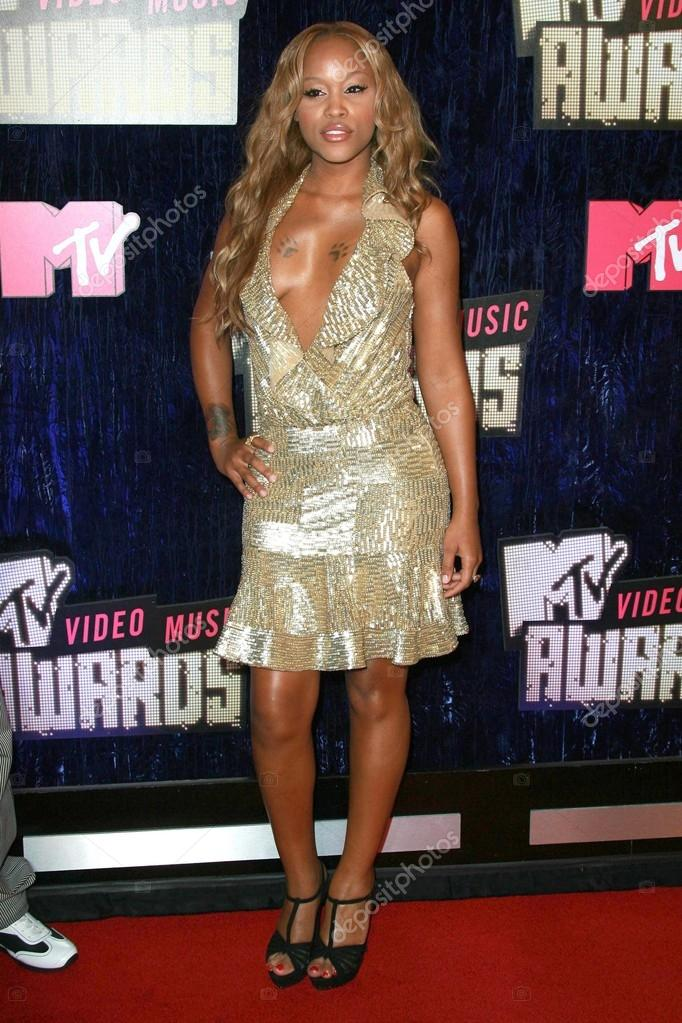 Eve Arriving At The 2007 MTV Video Music Awards The Palms Hotel And